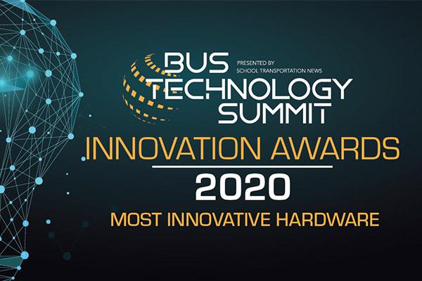 REI Receives Award at Bus Technology Summit